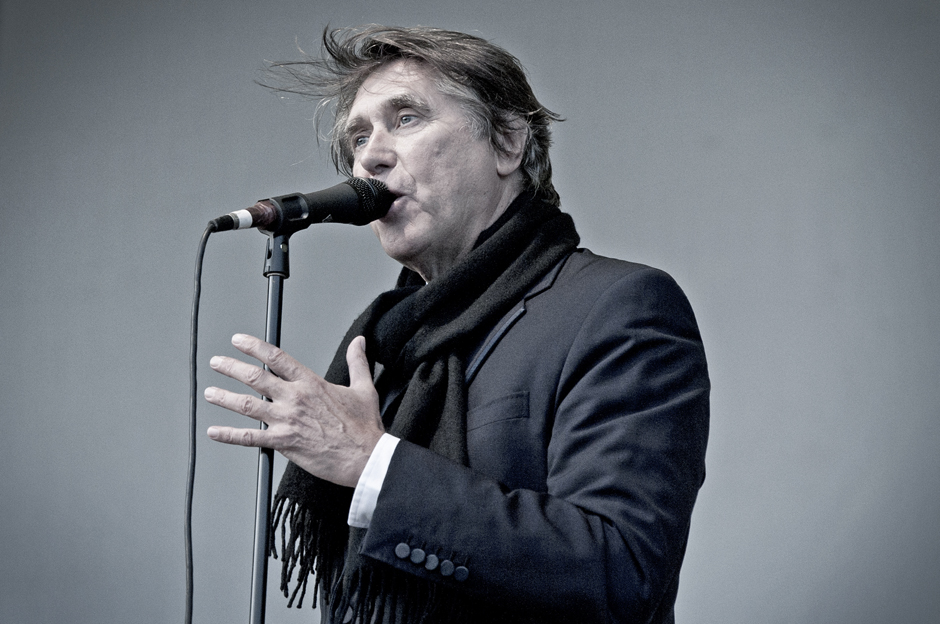 Bryan Ferry at Guilfest, 15 July 2012