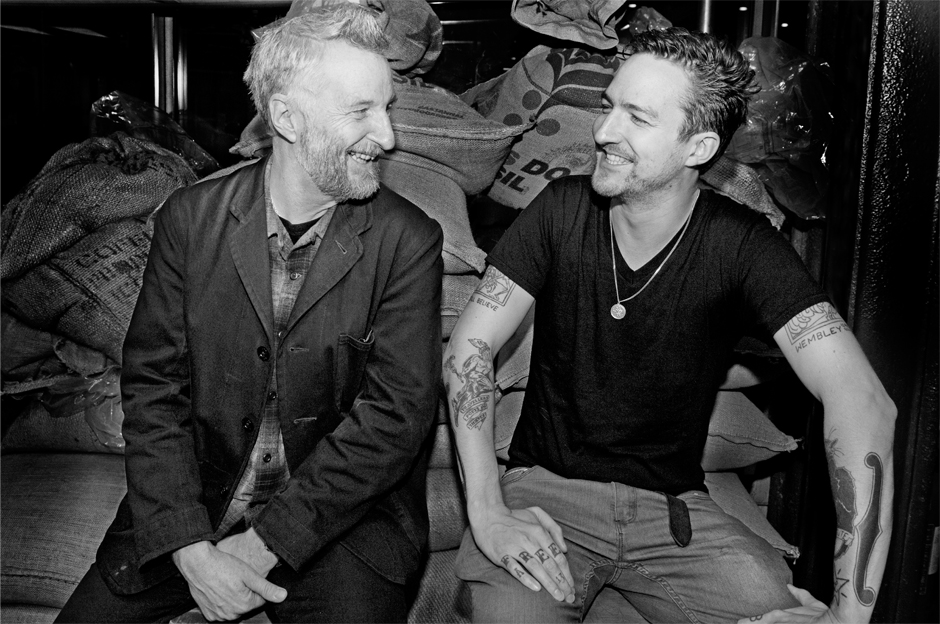 Billy Bragg and Frank Turner: Shelter from the storm